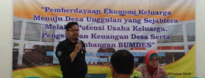 Pengabdian kepada masyarakat di Desa Pasigaran Tanjungsari