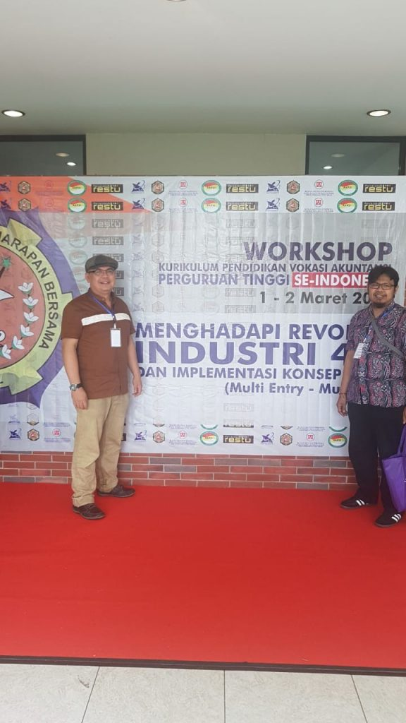 Workshop Kurikulum Program Studi Vokasi 3