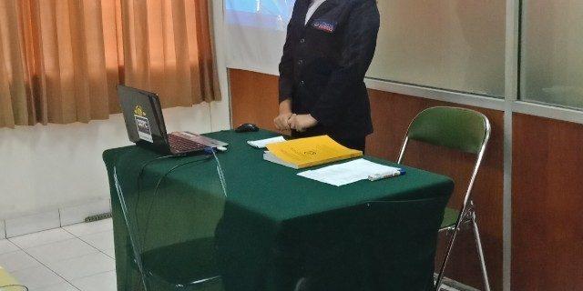 Kegiatan Sidang Tugas Akhir April 2019