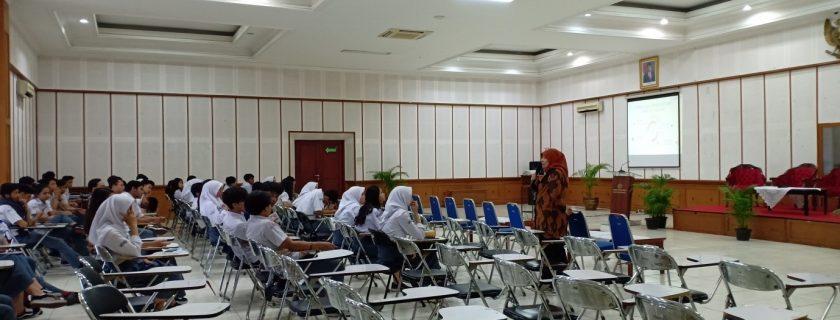 Penandatangan Mou antara Universitas Widyatama dan SMA BPI Bandung