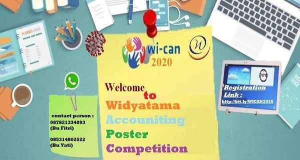 Widyatama Acounting Poster Compettition